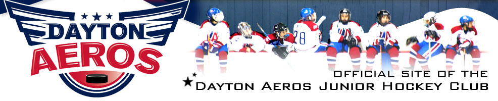 MWJHL: Dayton Aeros Junior Hockey Club